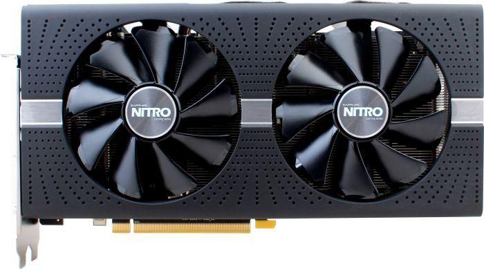 Nitro+ Radeon RX 580 8G G5, 8GB GDDR5, DVI, 2x HDMI, 2x DP